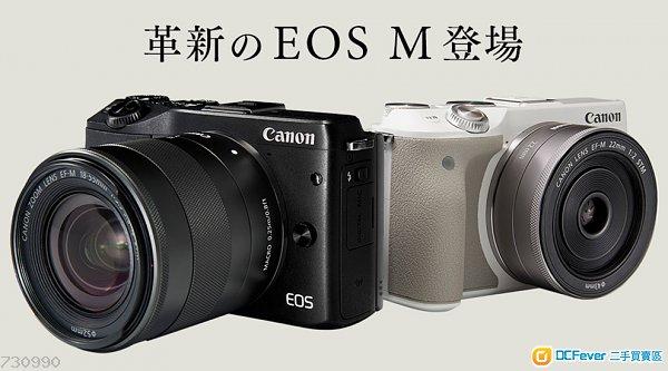 CANON EOSM100:CCTV電影鏡頭(包接環即玩價)