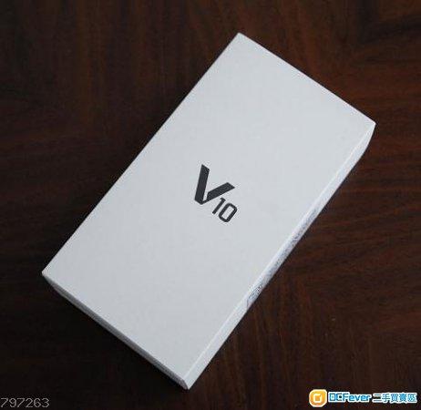 【全新未開封】LG V10 (64GB/4GB,黑/白/杏/深藍,港版,有單據,有保養,未開封)