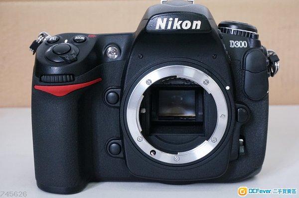 Nikon D300 body (9成以上新淨)