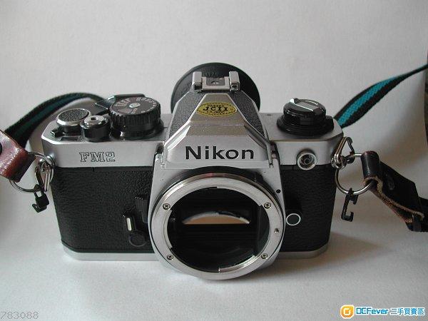 90%new.Nikon FM2N  經典菲林機