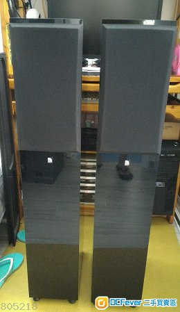 瑞典 鋼琴木 Audio Pro Image Black Diamond - speakers