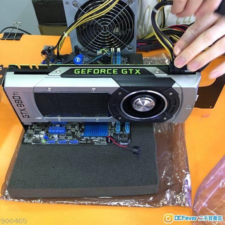 賣gtx 980 ti顯示卡