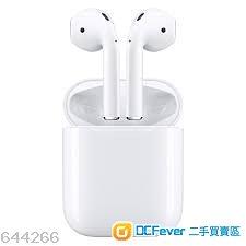 全新未開盒airpods (bought from CSL)
