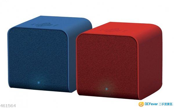 99%新Eight BS200N NFC藍牙無線喇叭(藍色)