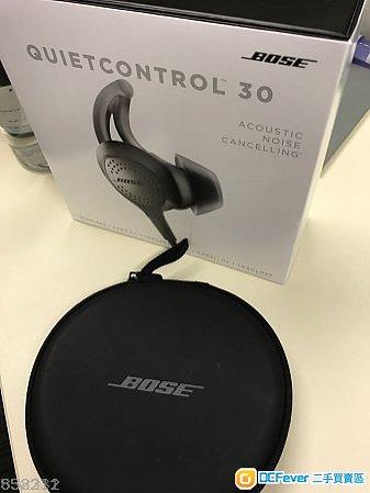 Bose QuietControl 30 QC30 降噪耳機