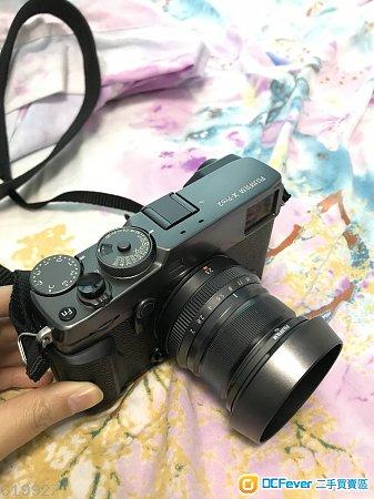 Fujifilm X-pro2 Graphic Edition + 23mm F2
