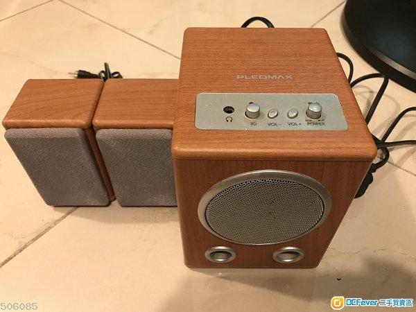 Pleomax psp2200 喇叭