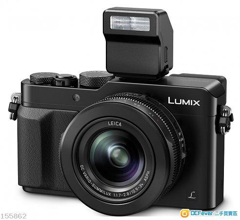 Panasonic Lumix DMC-LX100 黑色