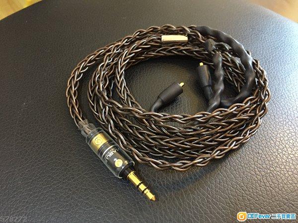 合金2.0 耳機升級線 [全新調音版] - 平衡頭用家首選