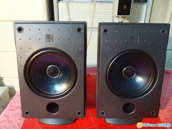 (米旗)KEF  SP3235五寸(同軸鋼网高音)二路多同途喇叭。