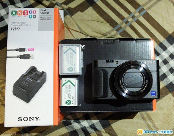 Sony Cybershot DSC-RX100M4 RX100IV