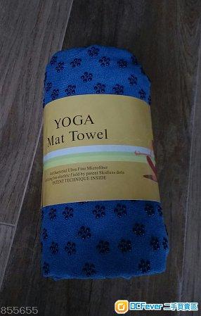 Yoga Mat Towels 瑜珈 防滑毛巾