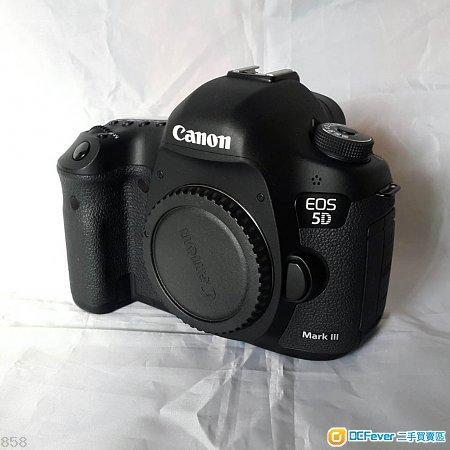 少用 Canon 5D3 (MkIII / Mark III) 連直倒及580EX II