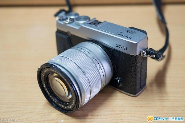 Fujifilm X-E1 & 16-50mm f3.5-5.6 OIS II