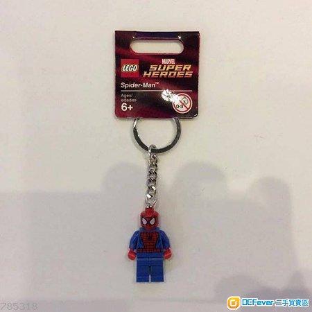 LEGO Spider-Man匙扣
