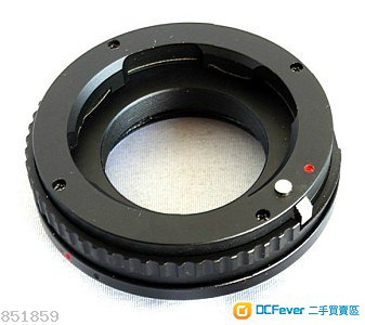 LEICA M - SONY E MOUNT WITH HELICOID[神力環]