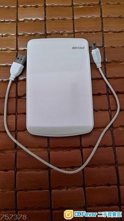 Buffalo 320GB USB 2.0 外置硬碟