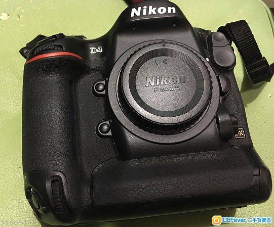 Nikon D4 行 SC8038 58 24 105