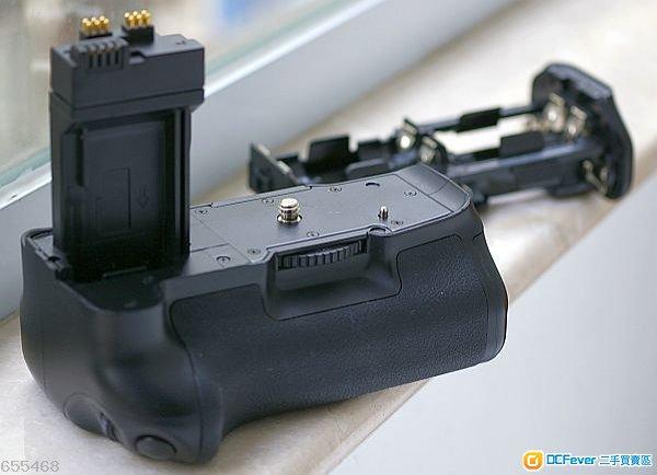 Canon BG-E8 副廠直倒 for 550D, 600D, 650D 及700D