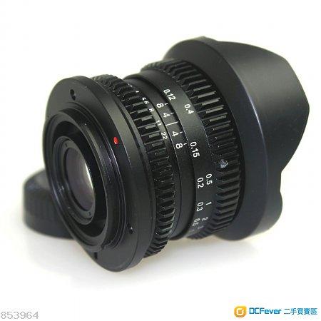 8MM F2.8[FOR FUJI X]