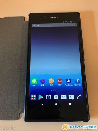Sony Xperia Z Ultra LTE 4G 紫色 C6833