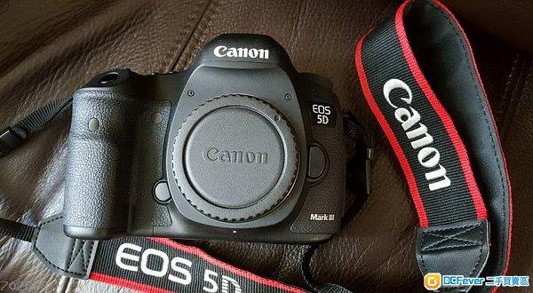 Canon EOS 5D Mark III Body 5D3 5D4