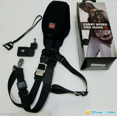 carry speed pro markiii  相機帶 5d3 5d4 Canon Nikon  Olympus