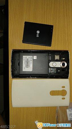 八成新 LG V10 白色 冇燒板 冇保養