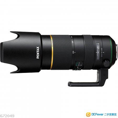 100%全新 Pentax HD Pentax-D FA*70-200mm F2.8 ED DC AW 水貨