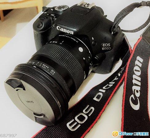 Canon 600D 相機