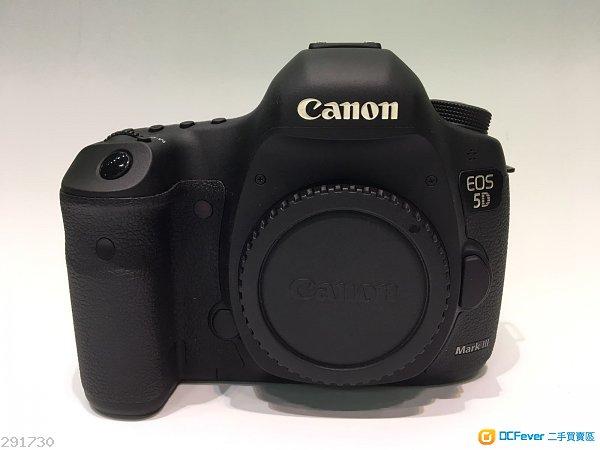Canon 5D mark III,機身超過90%新