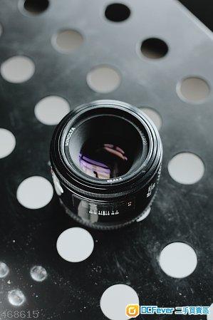 Minolta AF 50mm F1.7 適合Sony nex A7