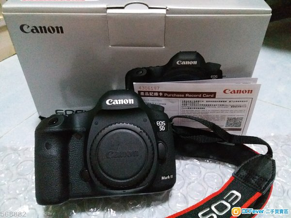 Canon 5D Mark III 5D3 BODY 機身 香港行貨 有保 16年購入