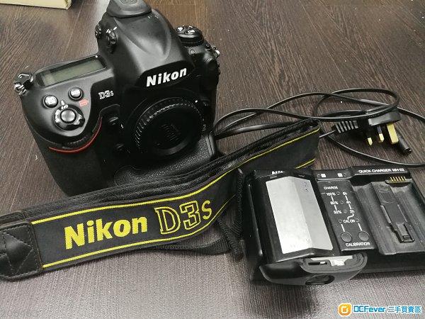 Nikon D3s 85% new 或可換df / a7r2