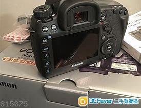 Canon 5D4, 9成新 有保有齊件