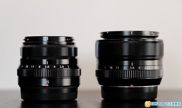 Fujifilm XF 23/f2 WR grahite 27/f2.8 35mm f2 WR 35/f1.4 18-135 OIS WR