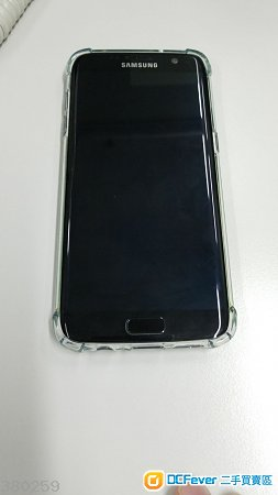 Samsung S7 edge 台灣板, 128GB, 黑色