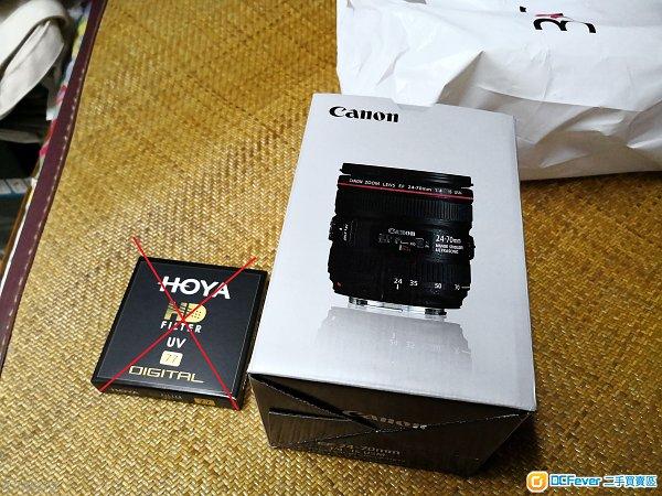極新 Canon EF 24-70mm f/4L IS USM 有 Macro 微距 天涯鏡