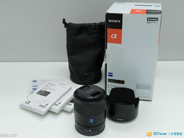 Sony SEL24F18Z Carl Zeiss Sonnar T* E 24mm F1.8 ZA