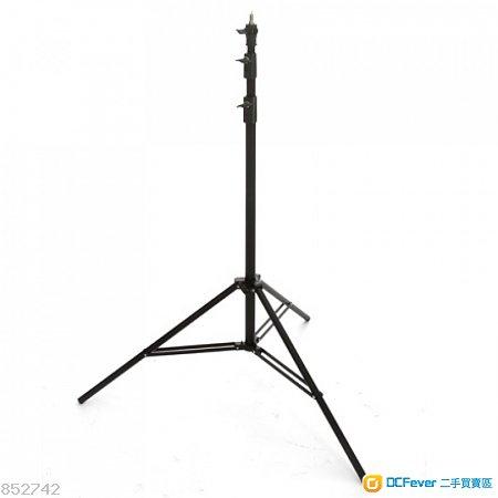 Professional Light Stand (2.8米專業攝影棚 閃光燈燈架/三腳架)