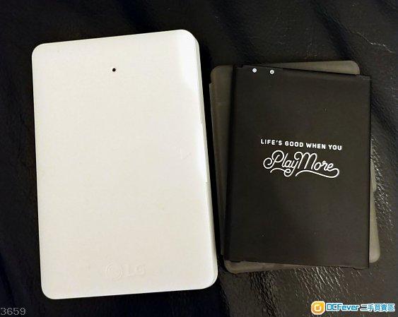 原裝行貨LG V20 Battery Charging Kit (95%新)