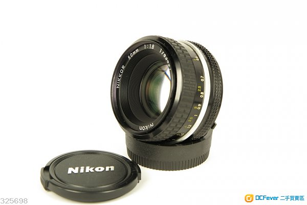 Nikon 50mm f1.8 手動鏡