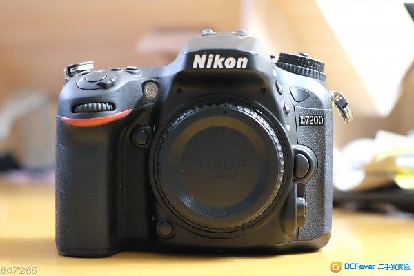 Nikon D7200 SC:56xx