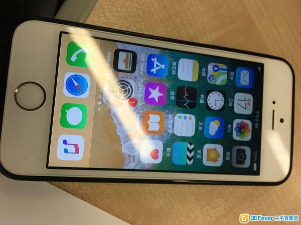 80% new iPhone SE 16G Rose