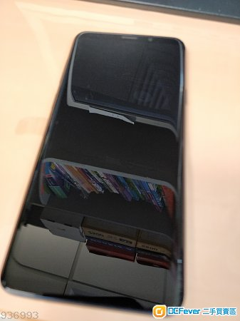 Samsung Galaxy s9+ 128gb 藍色