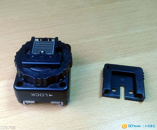 sony 相机to触发canon 闪光灯转换器