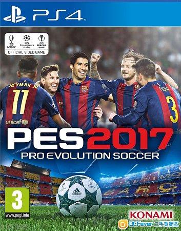 出售 PS4 PES 2015, 2016, 2017 少有中文收藏集一套