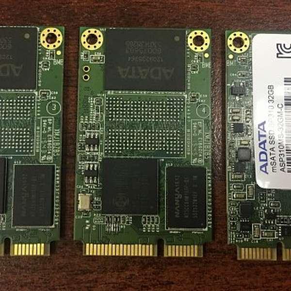 ADATA 32G MSATA SSD 適合舊機X220 X230等升級- DCFever com