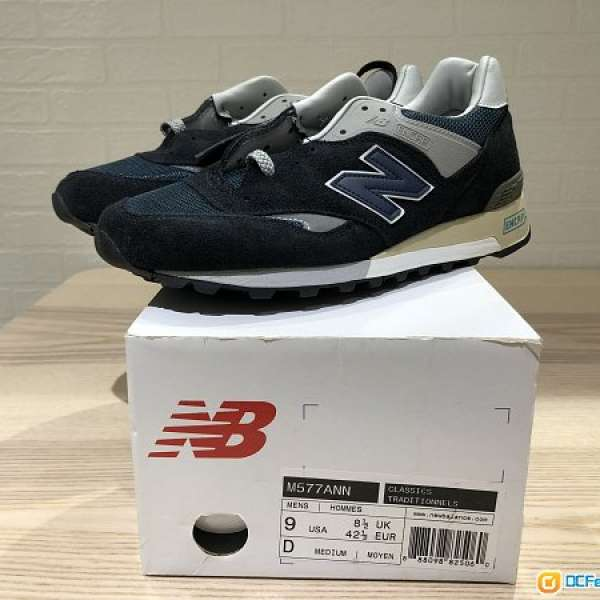 lunes Alivio cajón  全新New Balance M577ANN US 9 Made in England - DCFever.com