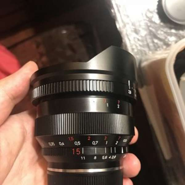 Zeiss 15mm F2 8 Zm leica mount (Made In Germany) - DCFever com